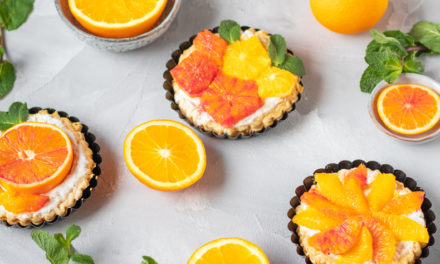 Orangen Tartelettes