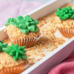 Sukkulenten Muffins